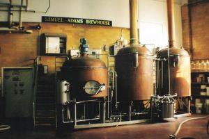 boilers, sam adams, beer, brewery