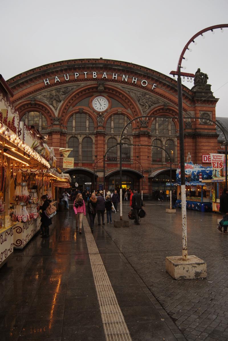 1. Bremen Hauptbahnhof