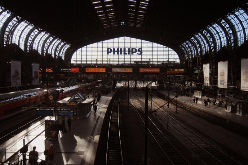 1. Hamburg Hauptbahnhof