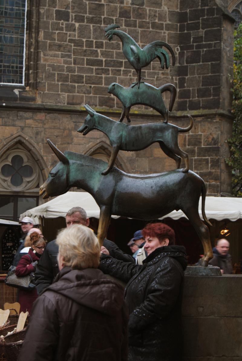 14. Town Musicians of Bremen