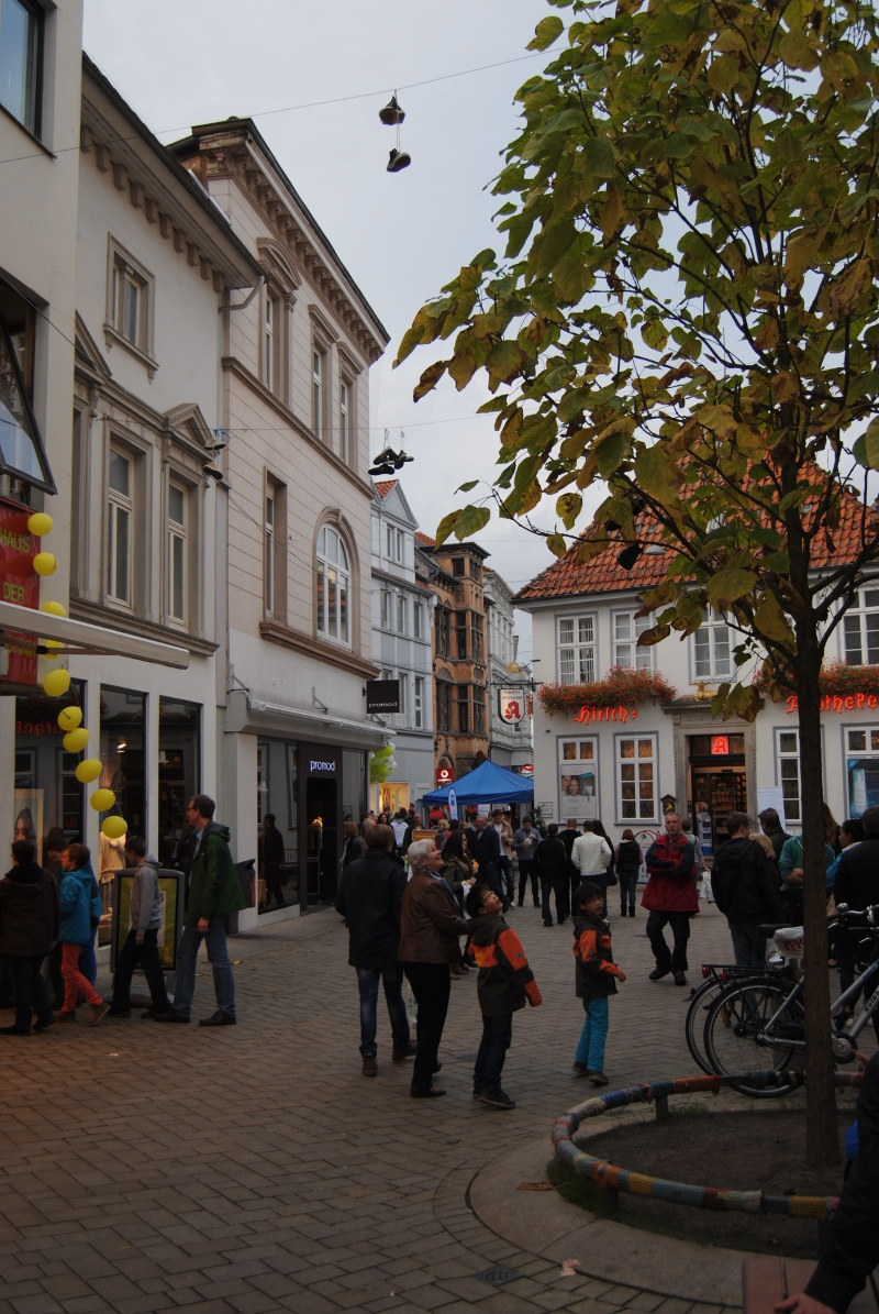 3. Downtown Oldenburg